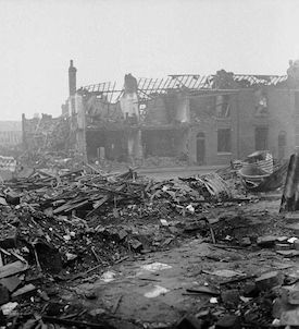 World War II Today: May 16 - End of the Blitz