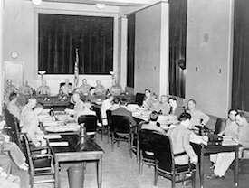World War II Today: June 27 - The FBI announced the capture of eight Nazi saboteurs
