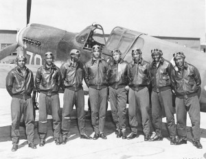 World War II Today: June 2 - Tuskegee Airmen