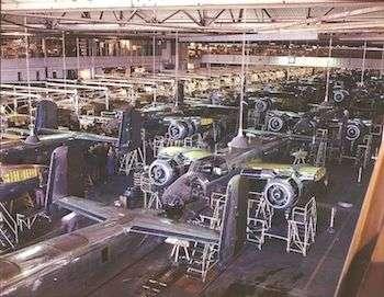 World War II Today: June 9 - North American Aviation