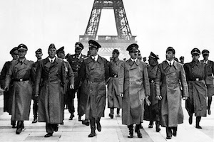 World War II Today: June 23 - Hitler makes a brief sightseeing visit to Paris.
