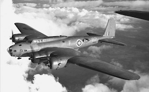 World War II Today: July 8 - RAF B-17