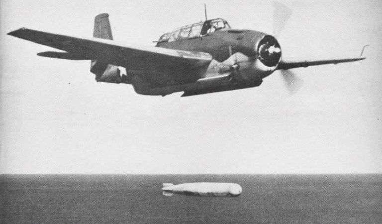 World War II Today: August 1 - TBF Avenger first flies