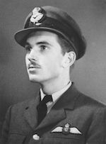 World War II Today: August 18 - Pilot Officer John Gillespie Magee, Jr., 1 September 1941 (Royal Canadian Air Force photo)