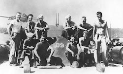 World War II Today: August 2 - PT-109, commanded by future president Lt. John F. Kennedy, sunk off Solomons by Japanese destroyer Amagiri