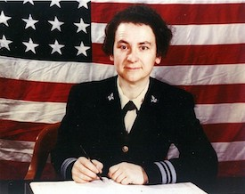 World War II Today: August 3 - Lieutenant Commander Mildred McAfee