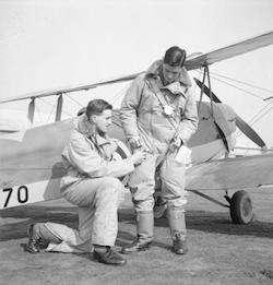World War II Today: August 23 - RAF Pilot Training
