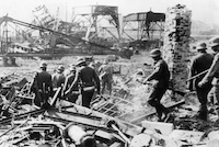 World War II Today: September 7 - German troops at Westerplatte, Poland, 7 September 1939