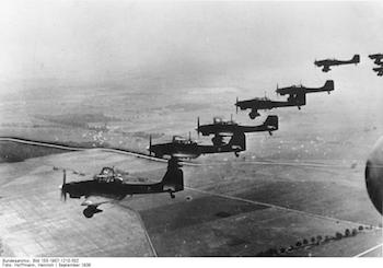 World War II Today: September 13 - Stukas over Warsaw