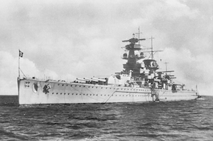 World War II Today: September 27 - The German pocket Battleships, Graf Spee and Deutschland, which had sailed from Germany in August, are given orders to attack allied shipping in the Atlantic.