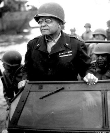 Benjamin O. Davis Sr. becomes the first black general in the US Army (father of Benjamin Davis Jr., who would lead the Tuskegee Airmen and in 1954 would become the USAF's first black general).