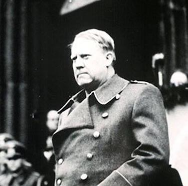 World War II Today: October 24 - Viktor Quisling