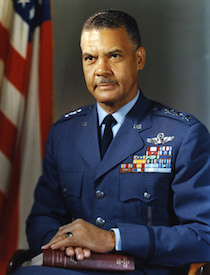 World War II Today: October 16 - Benjamin O. Davis becomes the U.S. Army's first African American Brigadier General.