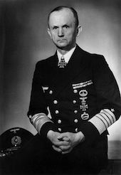 World War II Today: October 1 - German Adm. Karl Dönitz