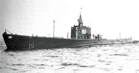 World War II Today: October 3 - USS Seawolf