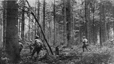 World War II Today: November 2 - 28th Division is ordered to clear the Germans out of the Hurtgen Forest