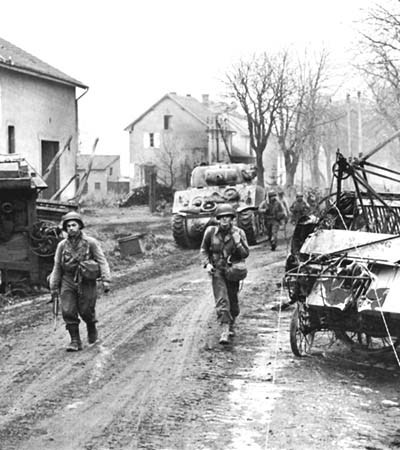 World War II Today: November 19 - 95th Infantry enter Metz