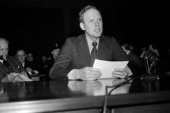 World War II Today: January 23 - Lindberg Testifies before congress