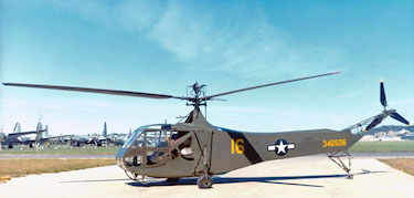 World War II Today: January 2 - Sikorsky R 4 Helicopter