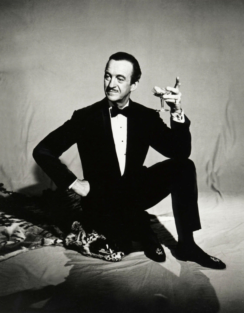 David Niven after the war
